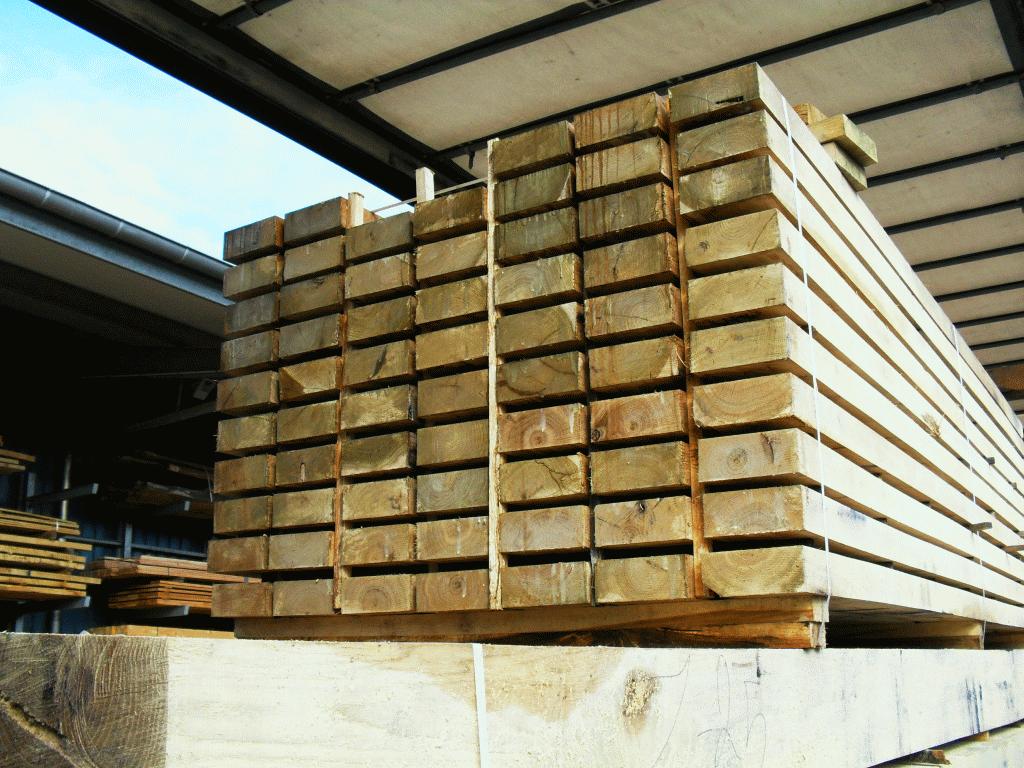 Eichen – Schnittholz Holz Dahlinger