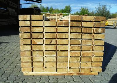 Eichen – Schnittholz